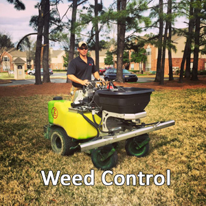 Pugh's Earthworks, Weed Control