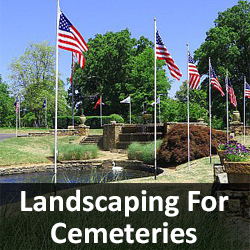 Lawn Care For Cemeteries
