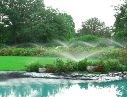 The experts at Pugh's Earthworks will help explain the benefits of installing a lawn sprinkler system