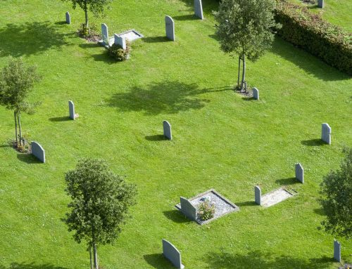 Pugh's Earthworks provides amazing landscape design and maintenance for cemeteries.