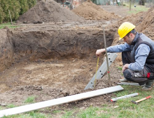 Pugh's Earthworks works closely with their customers every step of the landscape design process