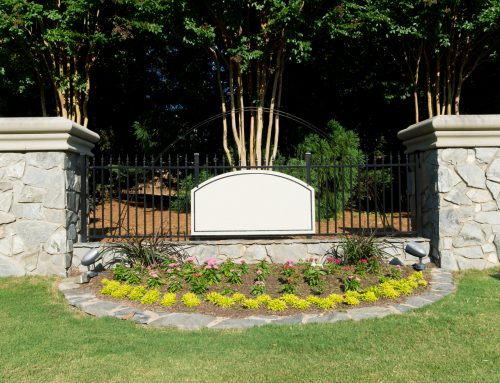 The Pugh's Earthworks certified landscape technicians will make your curb appeal pop